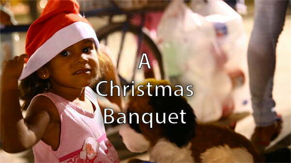 A Christmas Banquet