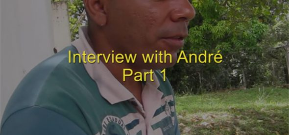Interview with André Part 1