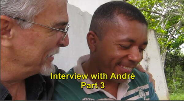 Interview with André Part 3