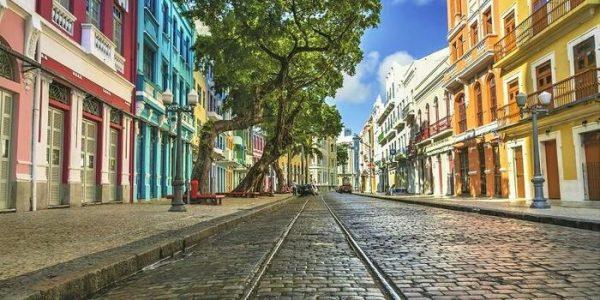 Rua do Bom Jesus - Recife